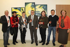 Vernissage im ABZ Lambach