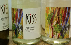 Corporate Design Weingut KISS